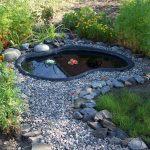 Фото 56: Декоративный пруд
