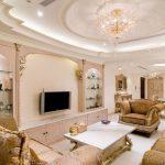 Фото 20: Дизайн потолка в доме