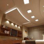 Фото 21: Дизайн потолка из гипсокартона