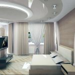 Фото 25: Дизайн потолков