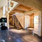 Фото 92: Дом из дерева