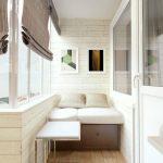 Фото 31: Идеи для балконов