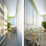 Фото 34: Идея обустройства балкона
