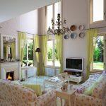 Фото 18: Камины в стиле прованс в доме