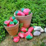 Фото 40: Камни для сада