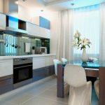 Фото 22: Кухня в стиле модерн