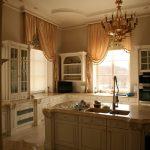 Фото 72: Кухня классика
