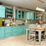Фото 66: Кухонный гарнитур