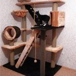 Фото 61: Лазалки для кошек
