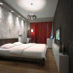 Фото 41: Маленькая спальня