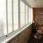 Фото 48: Остекеление балкона