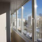 Фото 27: Остекление балконов пвх