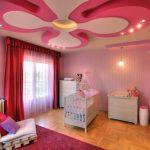 Фото 48: Потолок для детской