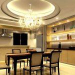Фото 51: Потолок на кухне