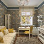 Фото 41: Прованский стиль комнаты