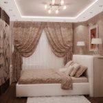 Фото 24: Спальня - интерьер