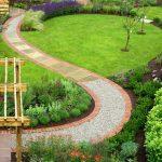 Фото 73: Фото садовый дорожки