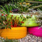 Фото 17: Цветочные клумбы