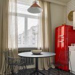 Фото 76: Шторы на кухню