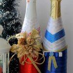 Фото 30: Бутылки на новый год