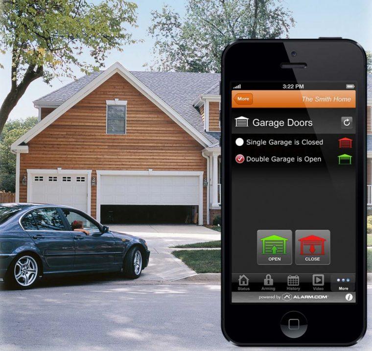 Варианты и правила выбора сигнализации для гаража