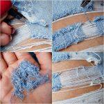 Фото 16: Дырки с джинсами