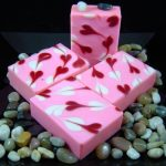 Фото 44: Красивое мыло розовое