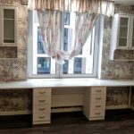 Фото 13: Письменный стол в комнате