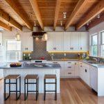 Фото 51: Планировка кухни в доме