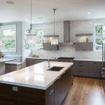 Фото 11: Планировка маленькой кухни