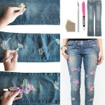 Фото 40: Рваные джинсы