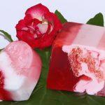 Фото 56: Розовое мыло