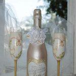 Фото 45: Свадебное украшение
