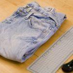 Фото 42: Сложить джинсы
