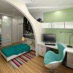 Фото 49: Спальня для подростка