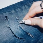 Фото 55: Что можно сделать из джинс