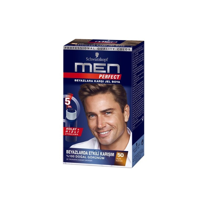 2.Schwarzkopf Men Perfect
