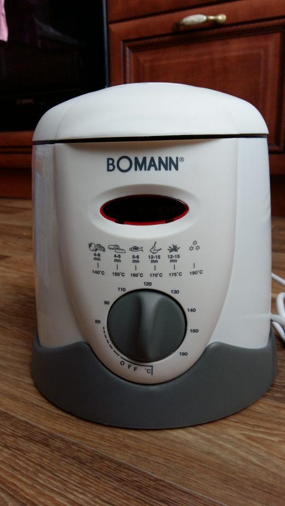 8. Bomann FFR 1290 CB