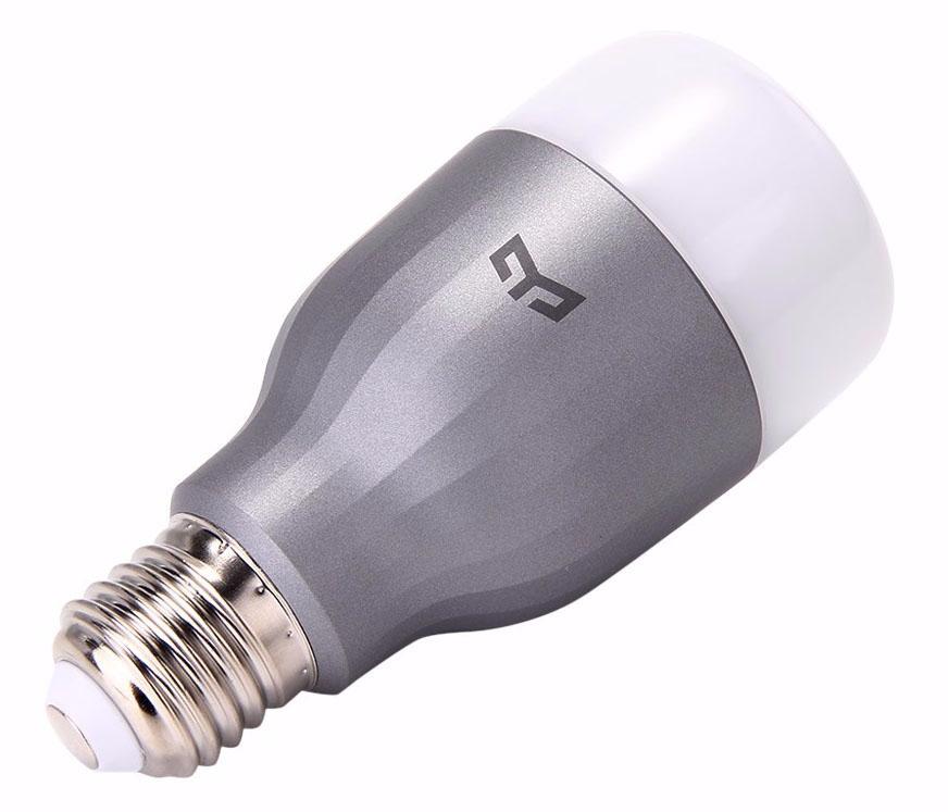 Yeelight LED Bulb Silver (YLDP02YL) E27