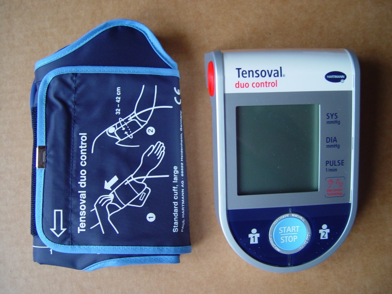 4. Tensoval Duo control