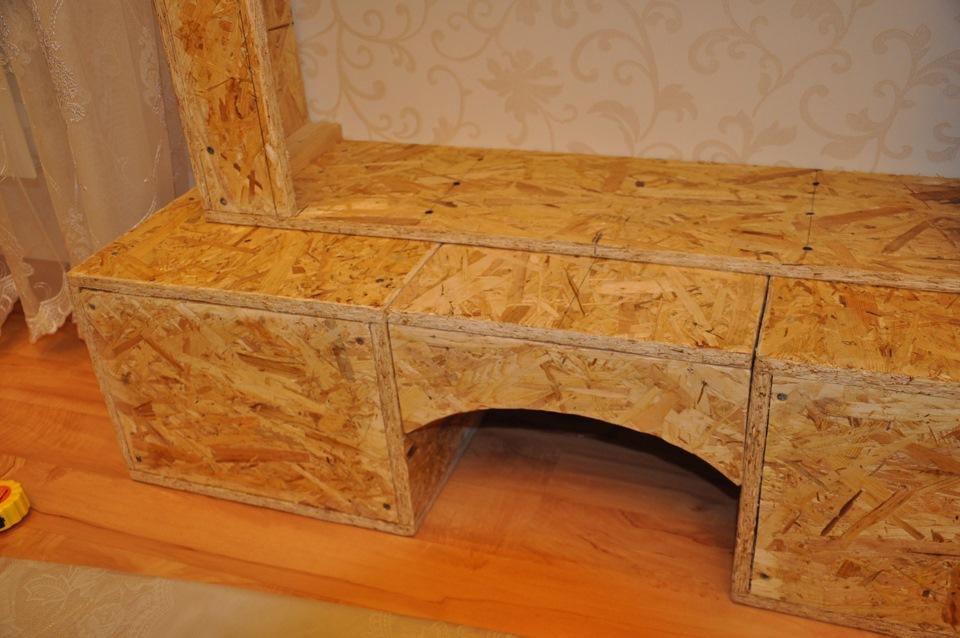 Как сделать деревянный камин своими руками - Интерьер